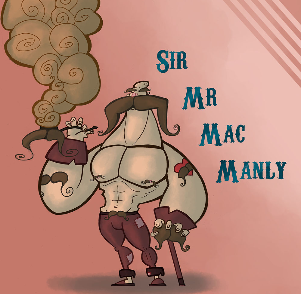 Sir Mr Mac Manly