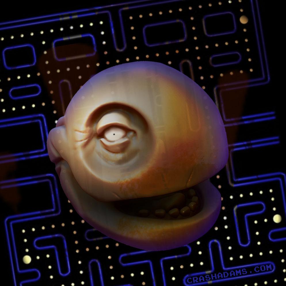 The Pac Man Muncheth