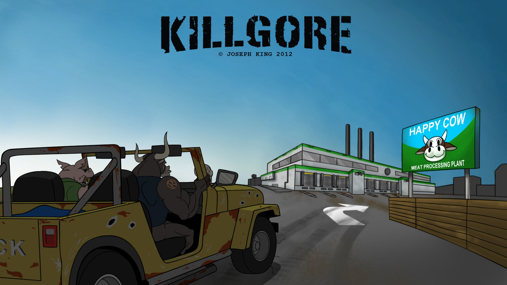 Killgore Wallpaper #8