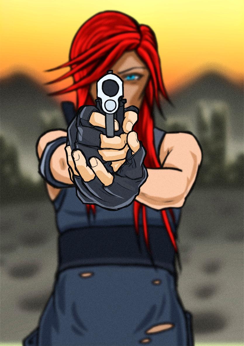 Gun Focus