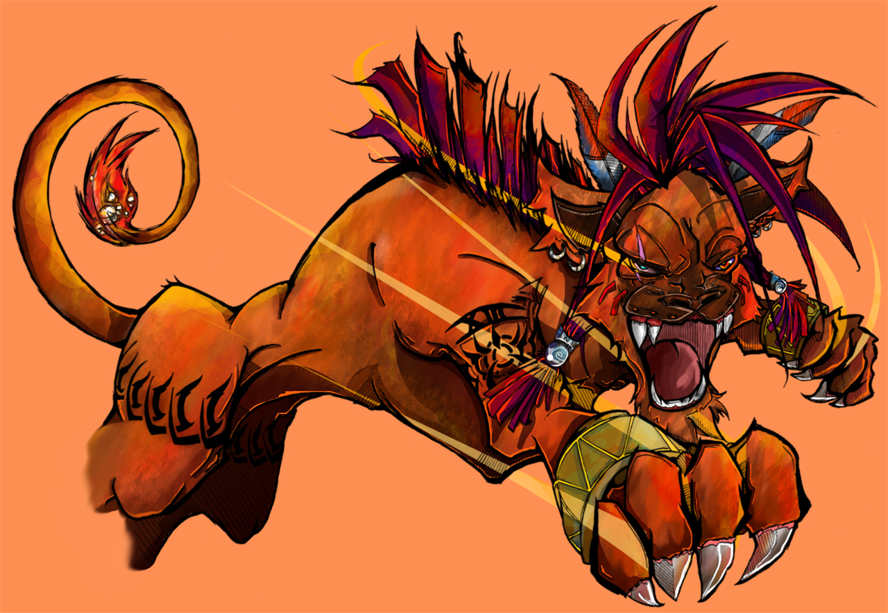 Manly Red XIII