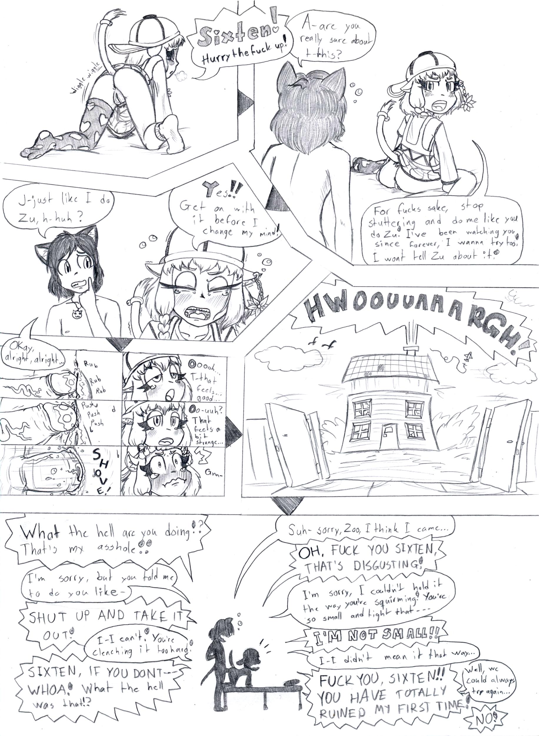 Sixten & Sofi Comic