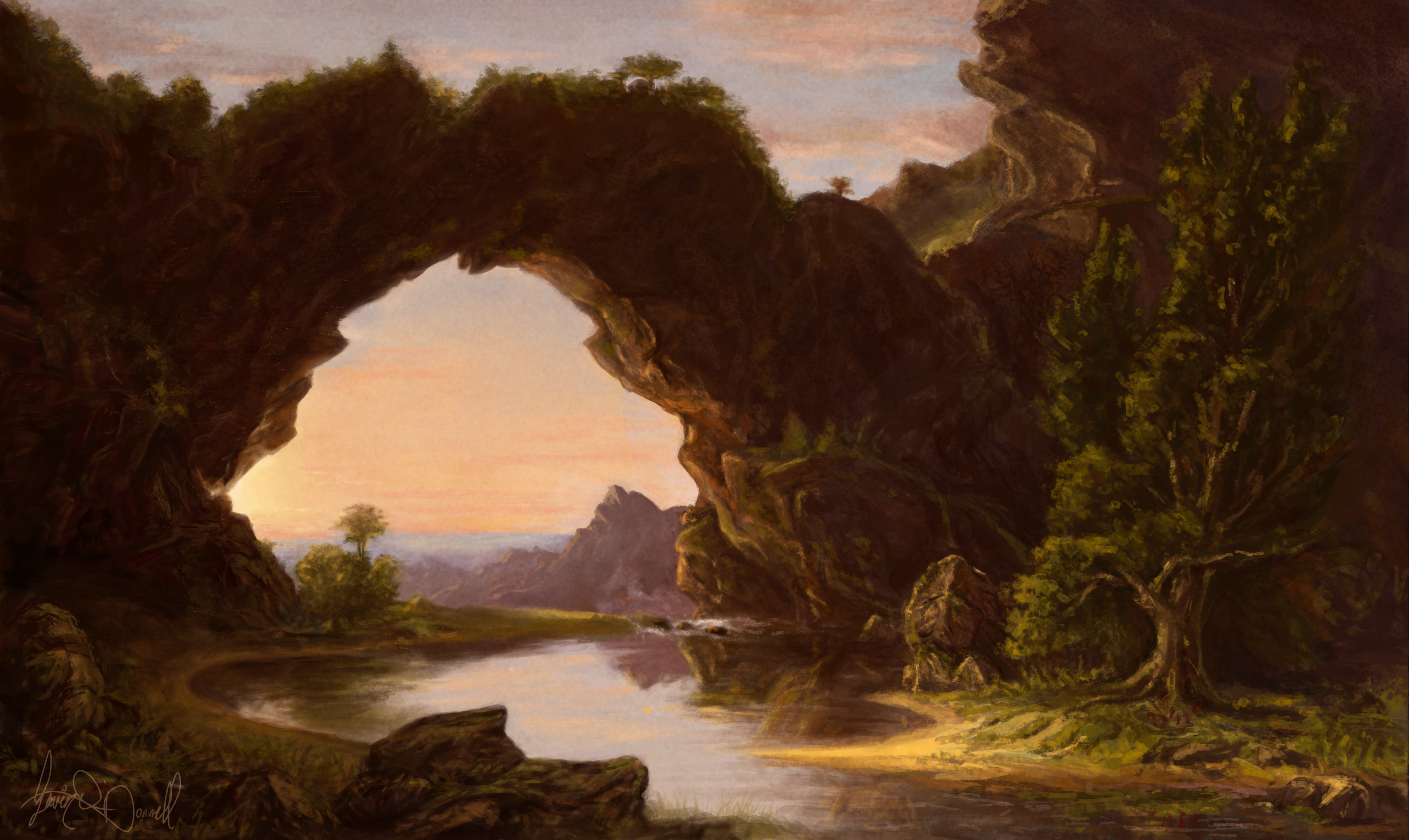 Thomas Cole Master Study