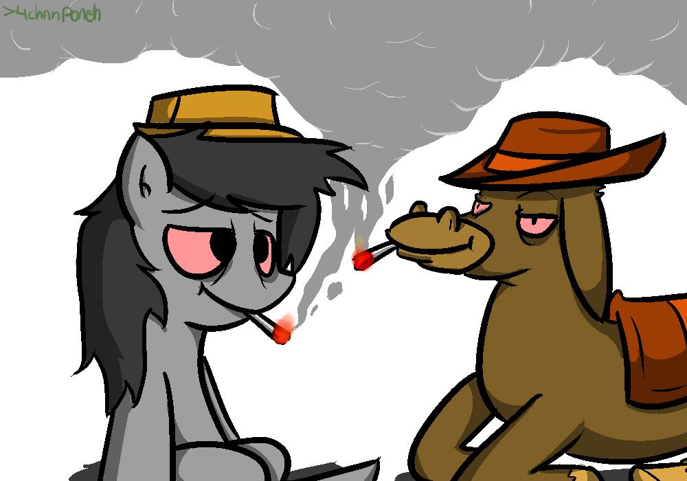 Pony weed m8