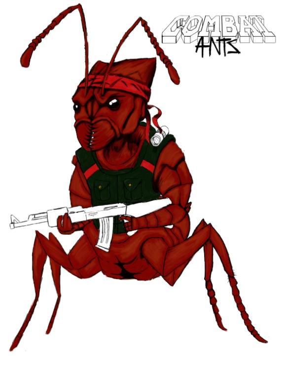 Combat Ants
