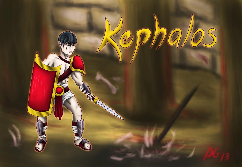 Chains of Fate II Kephalos CA