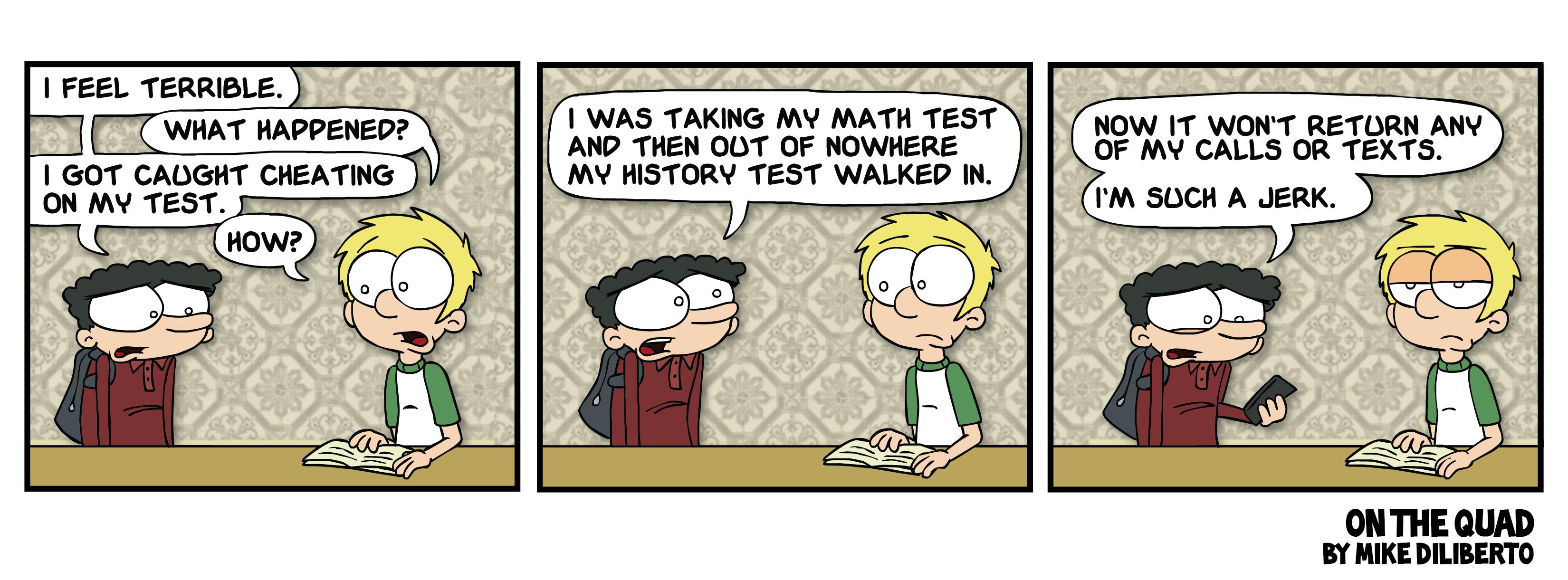 Test Cheating