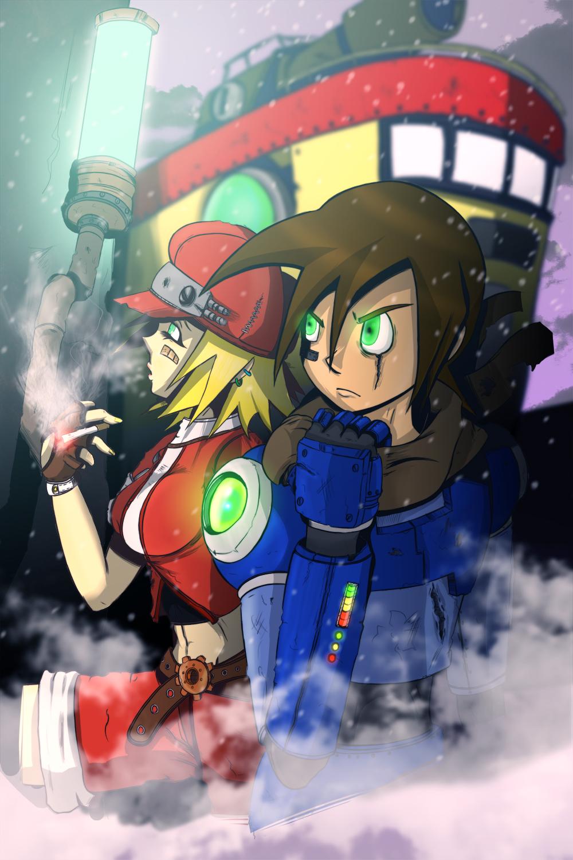 Megaman Legend Z