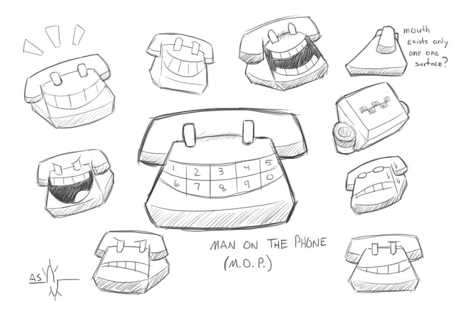 Phone Doodles
