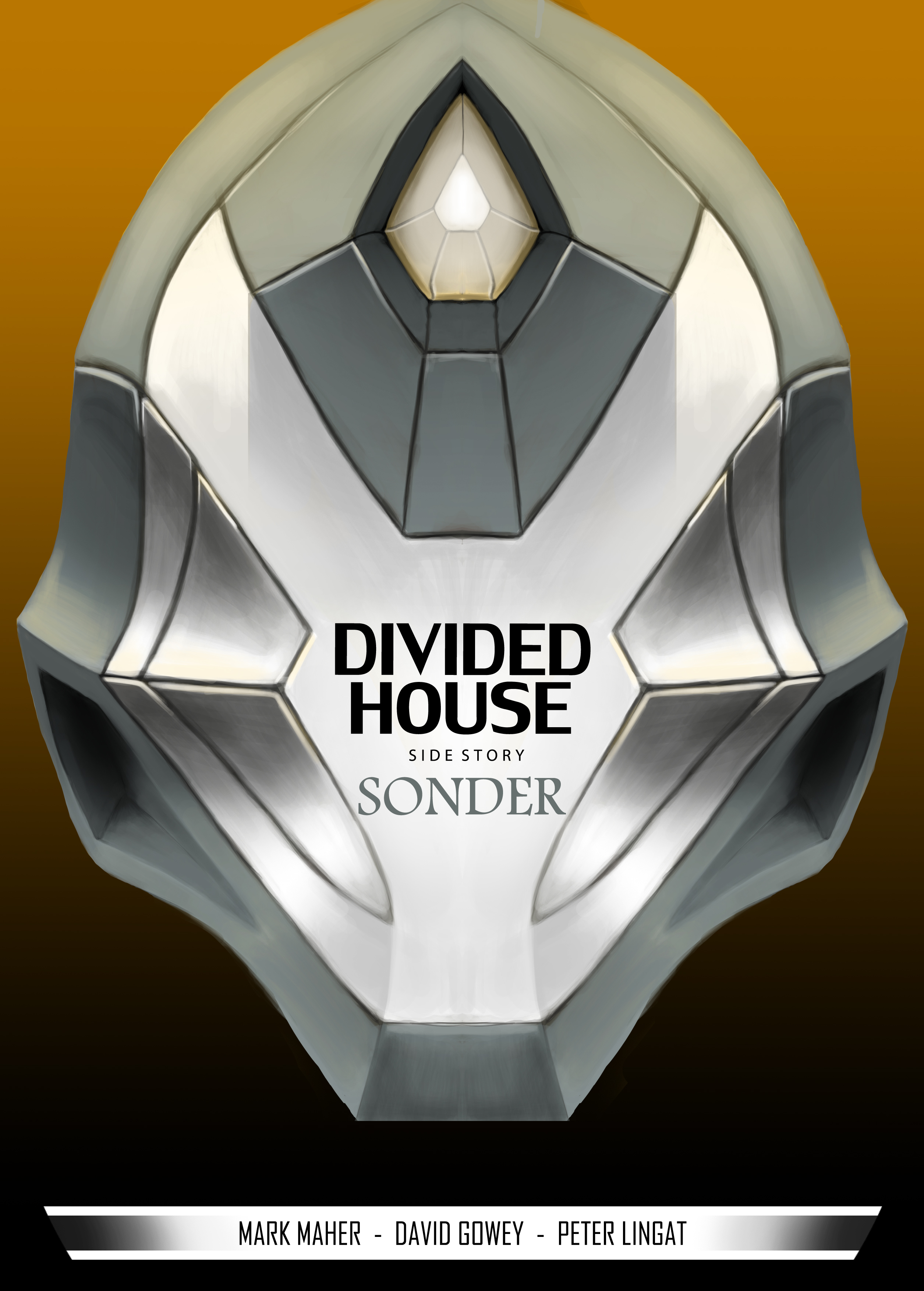 Divided house - Sonder cover.