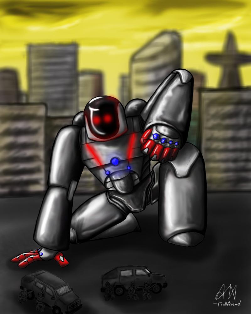 Rogue Robot