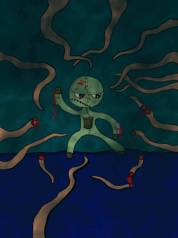 Doll: Razors