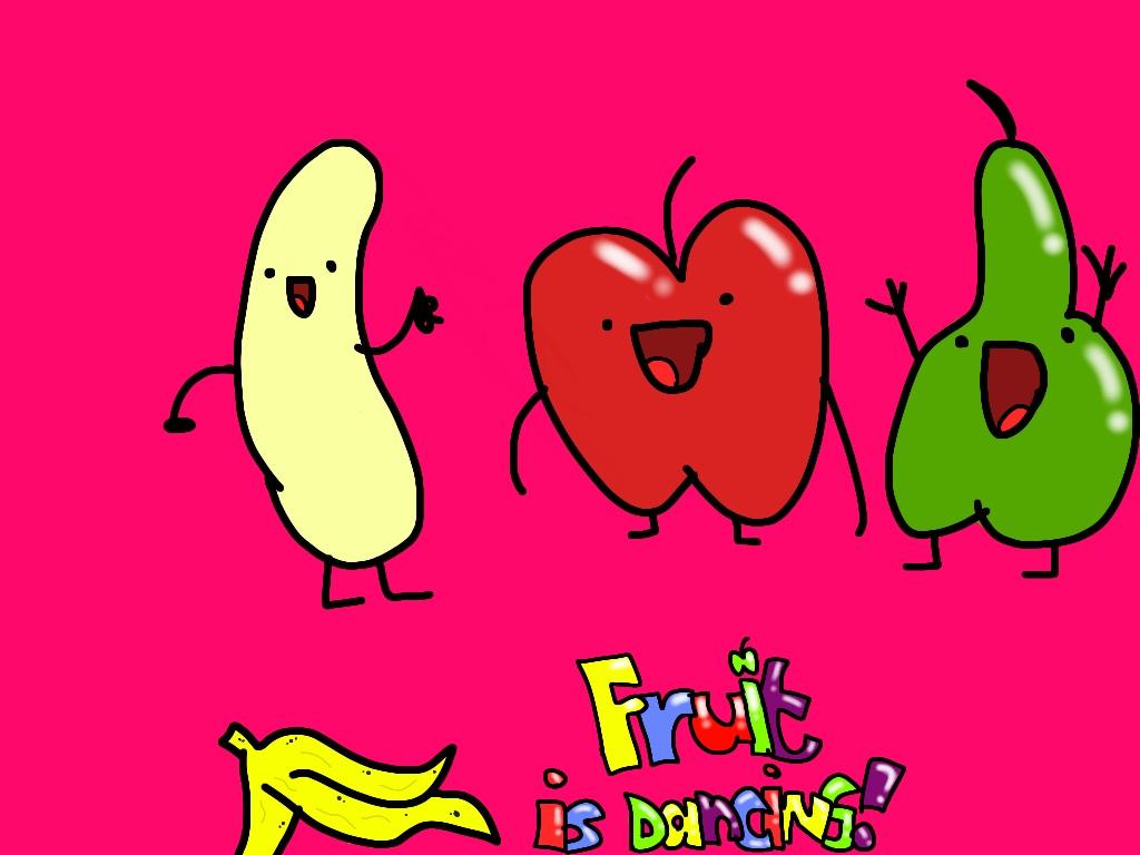 Dancing Fruit!