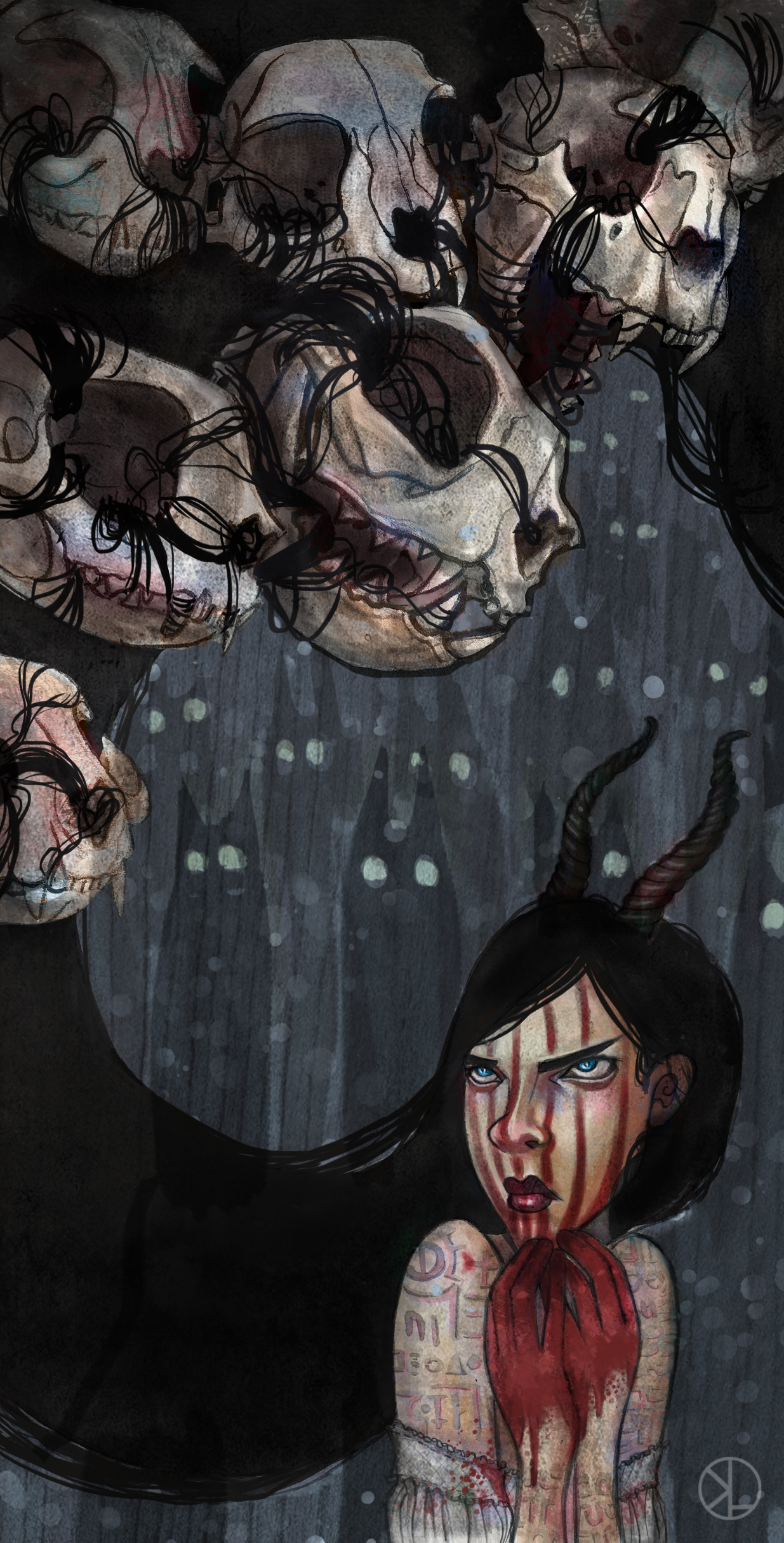 Dahlia's Demons