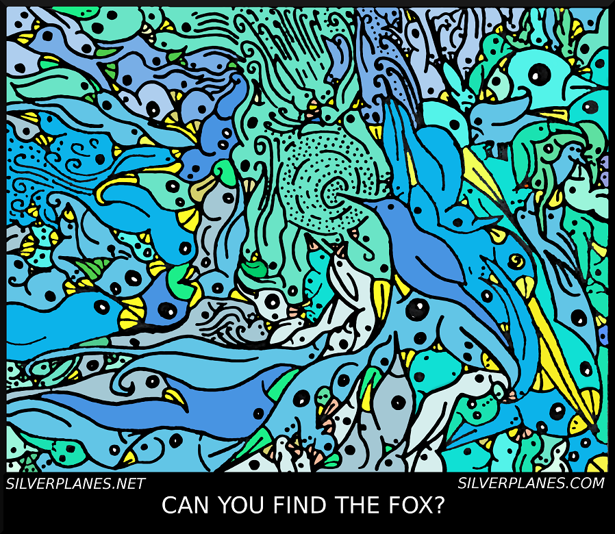 Find The Fox