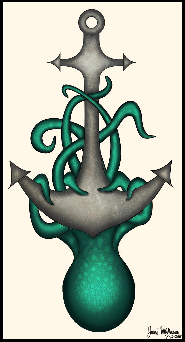 Anchor + Octopus