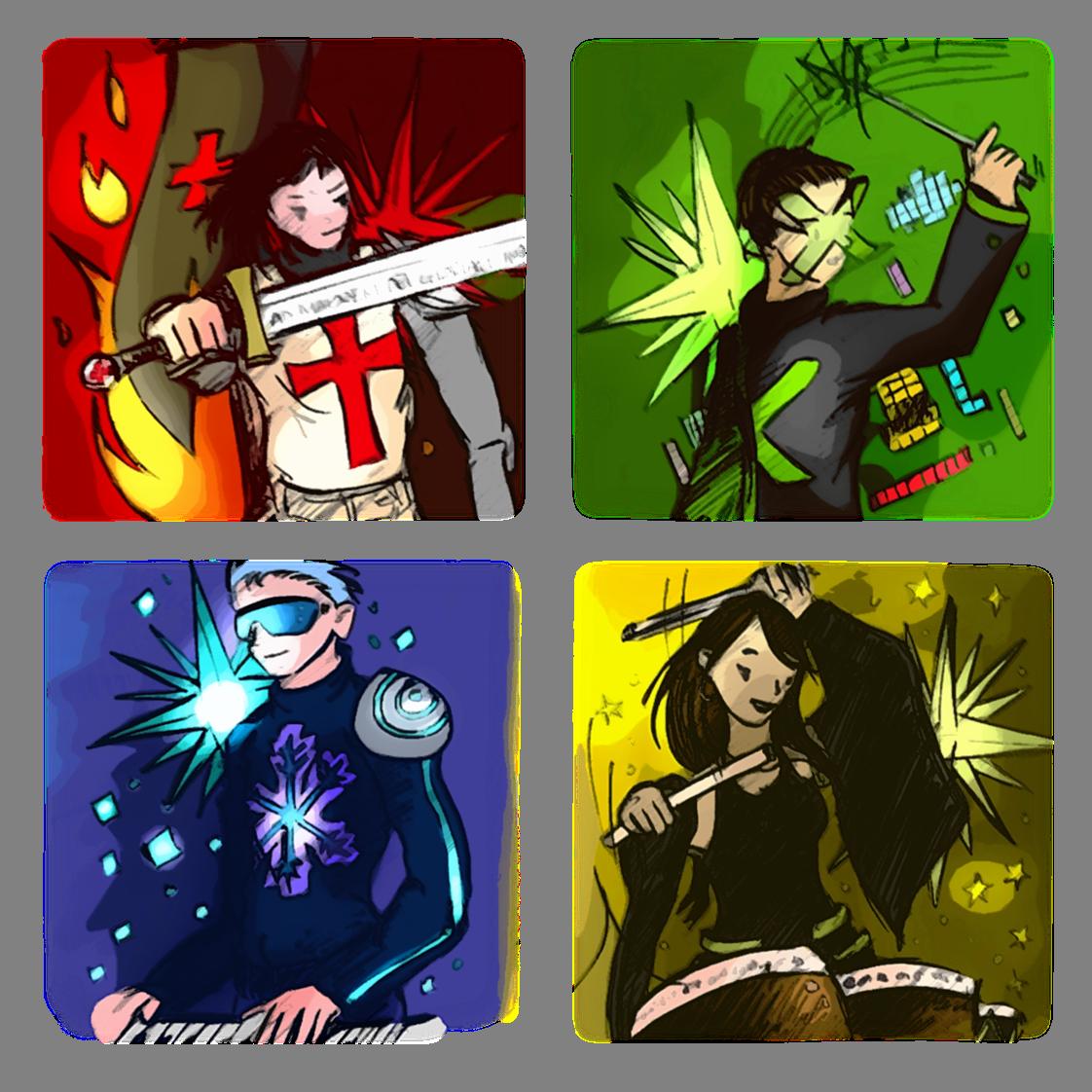 The Versilian Crew