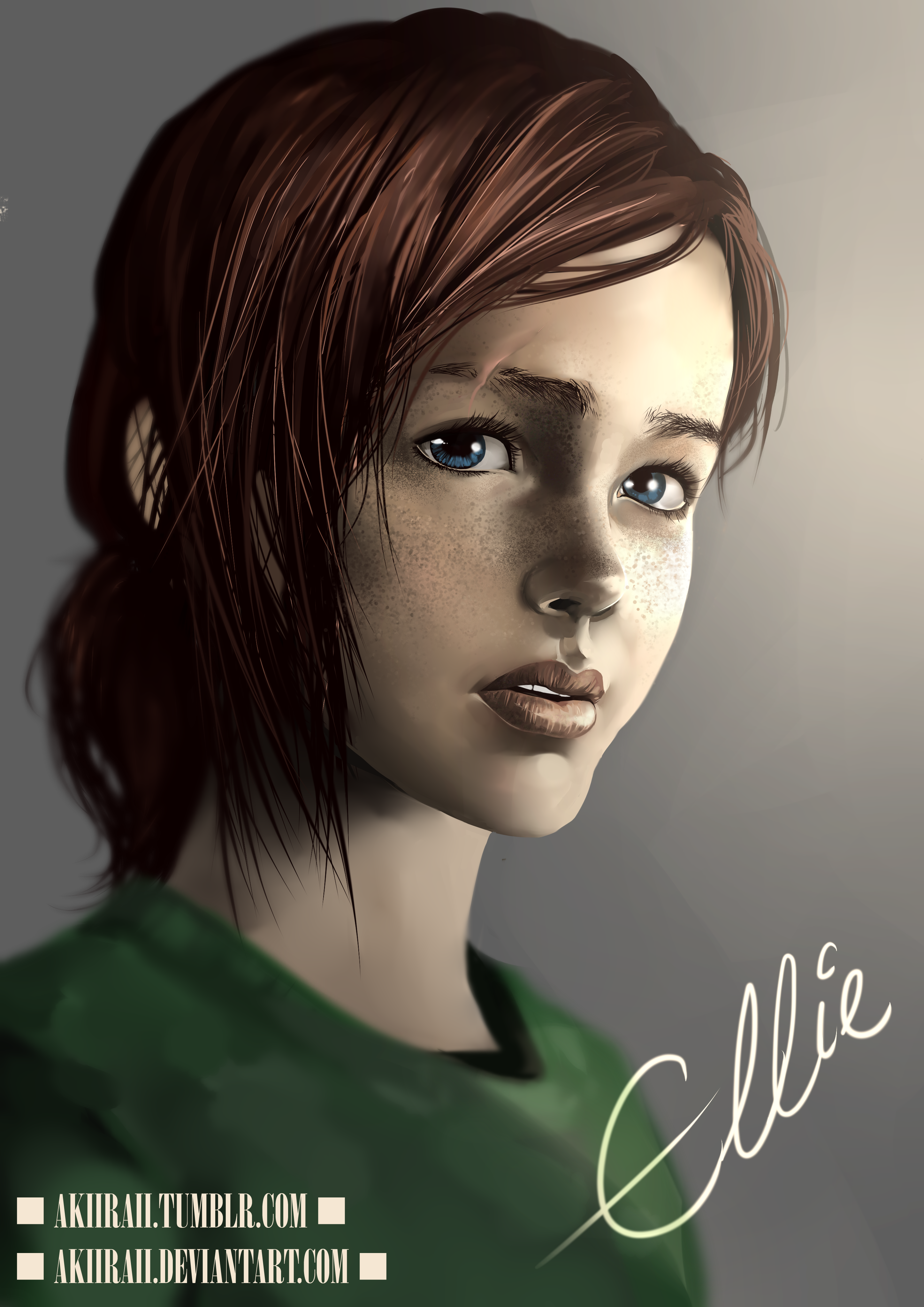 The Last of Us : Ellie