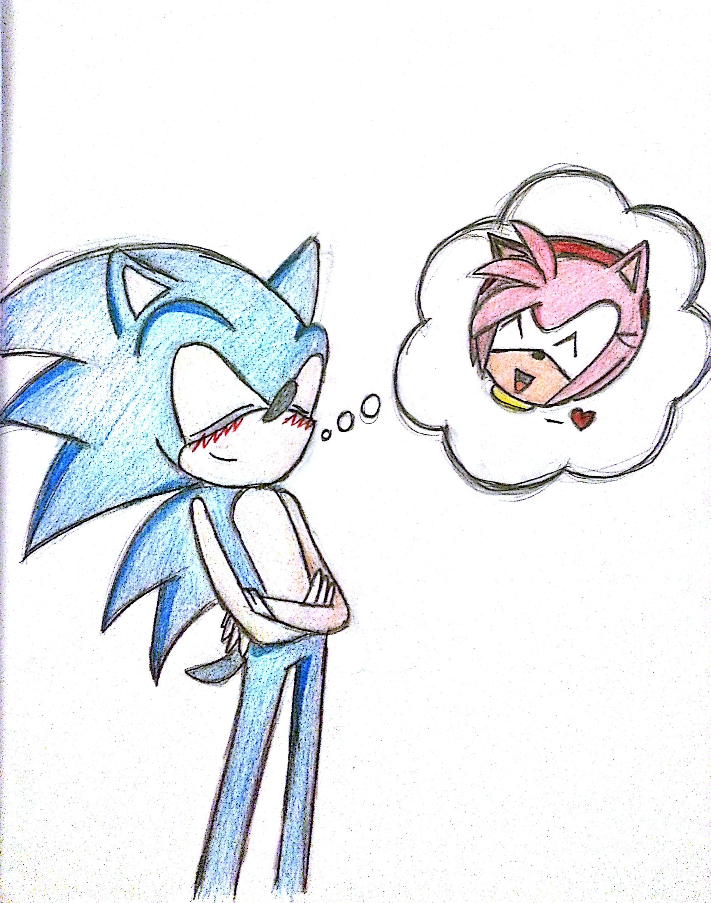 Sonic in Thought