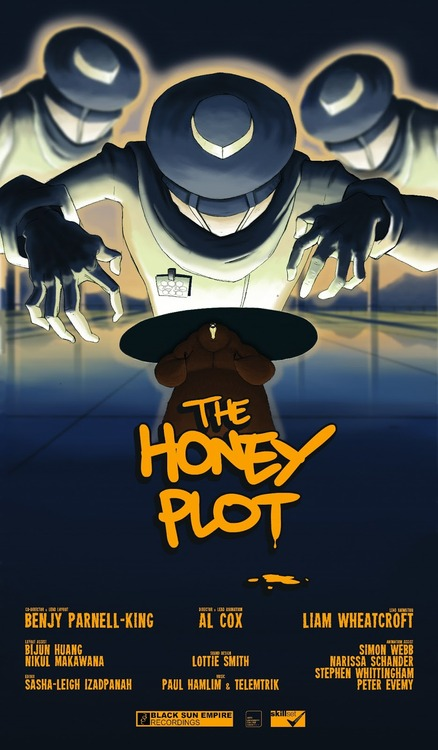 The Honey Plot poster