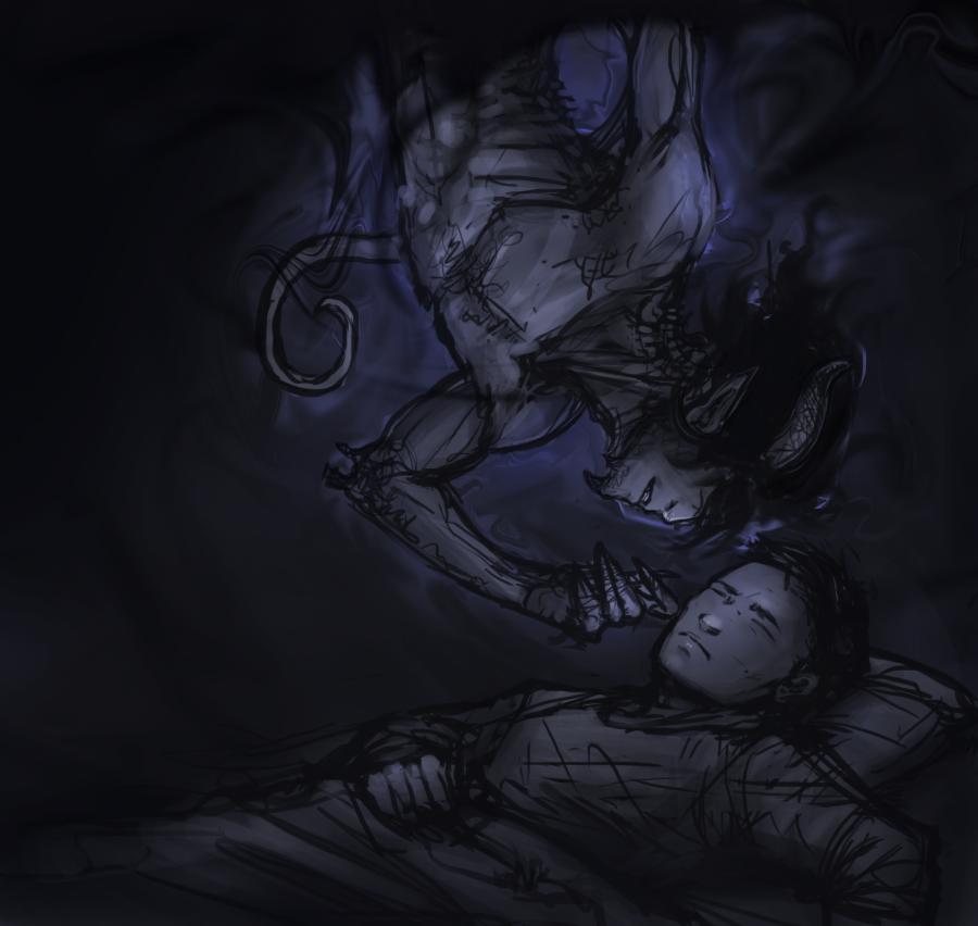 watch you while you sleep