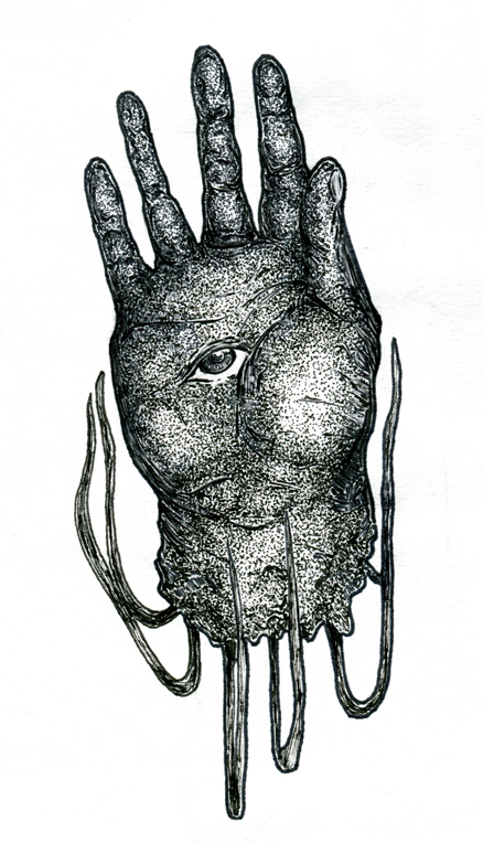 knowledge's severed hand