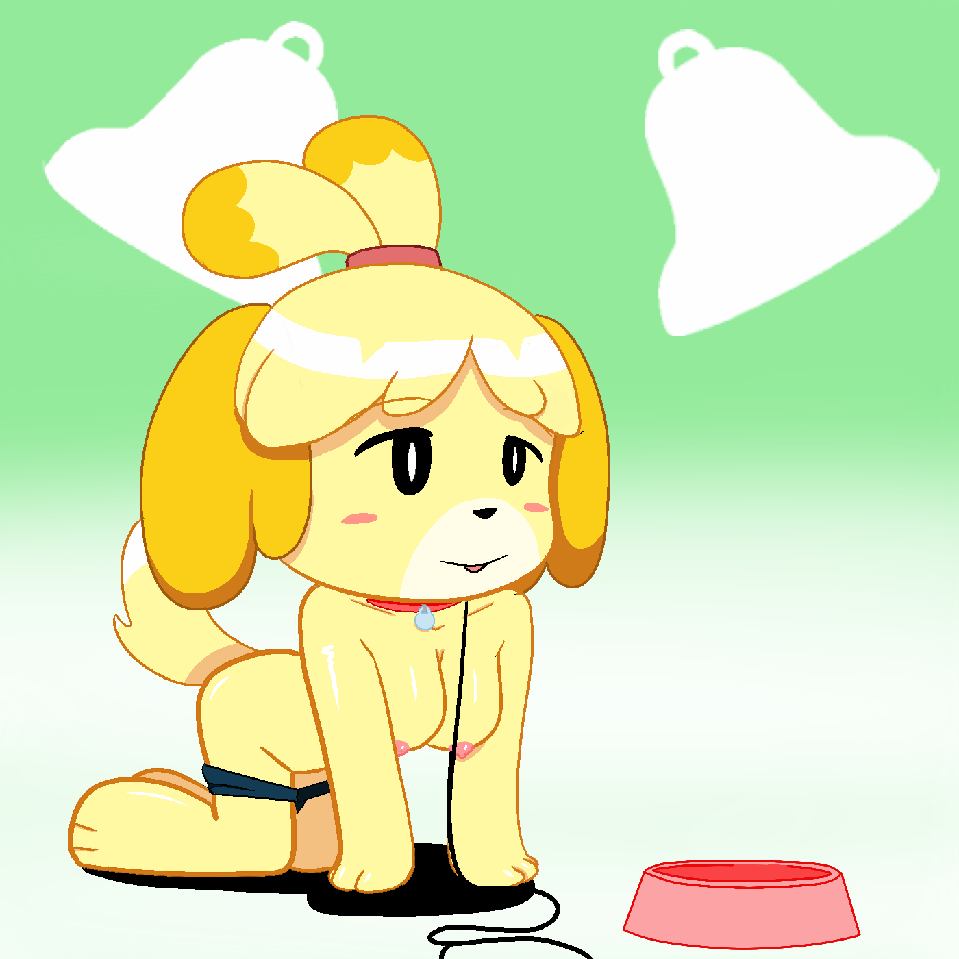 Animal Crossing's Isabelle