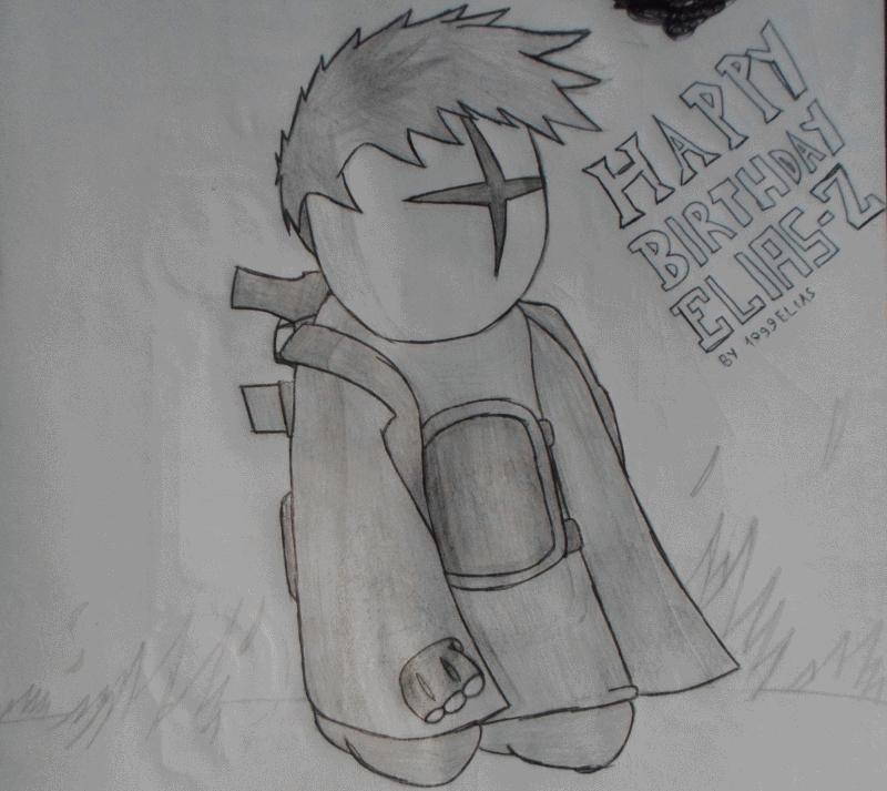 Happy Birthday Elias-Z [99E]