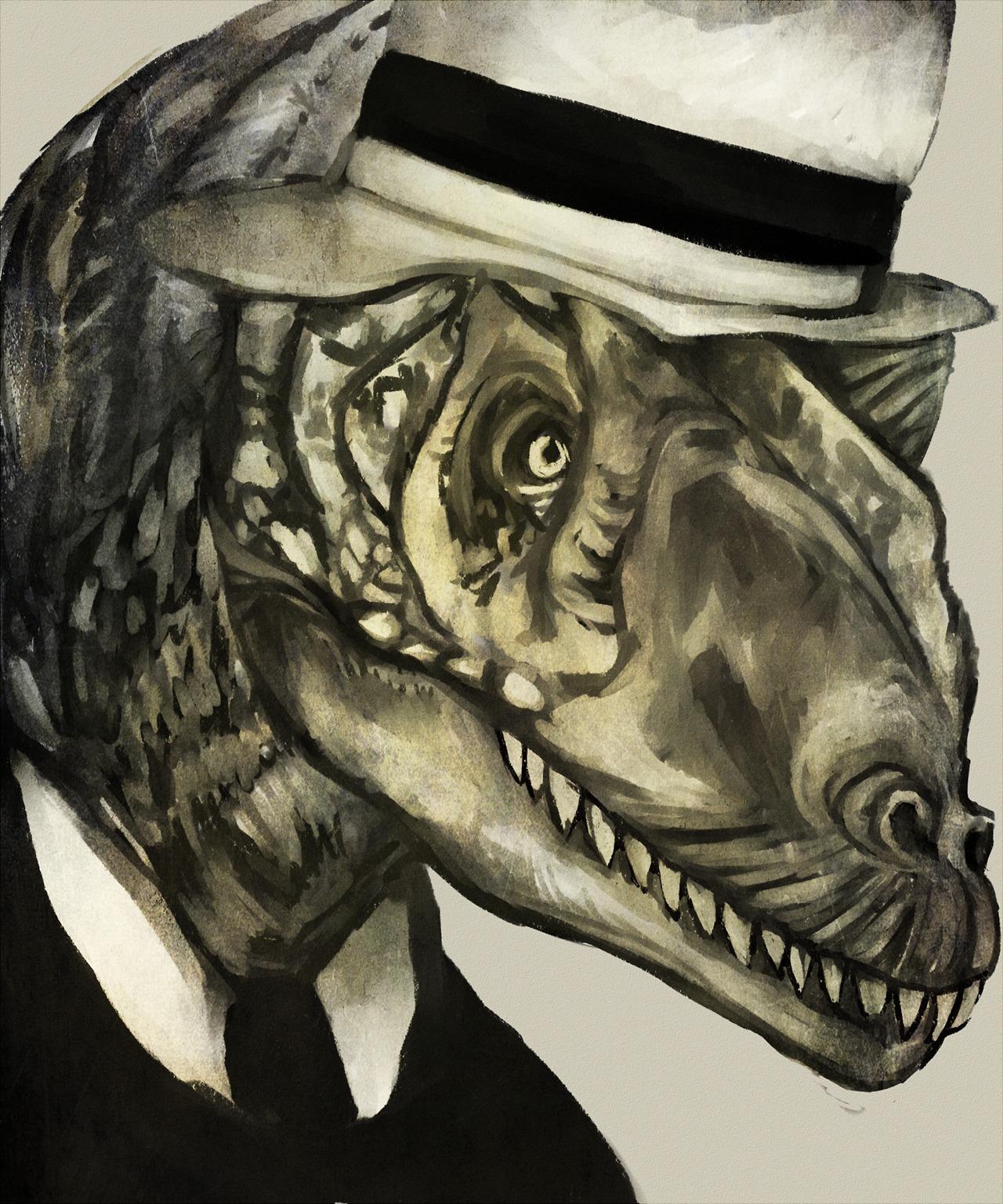 Allosaurus Capone