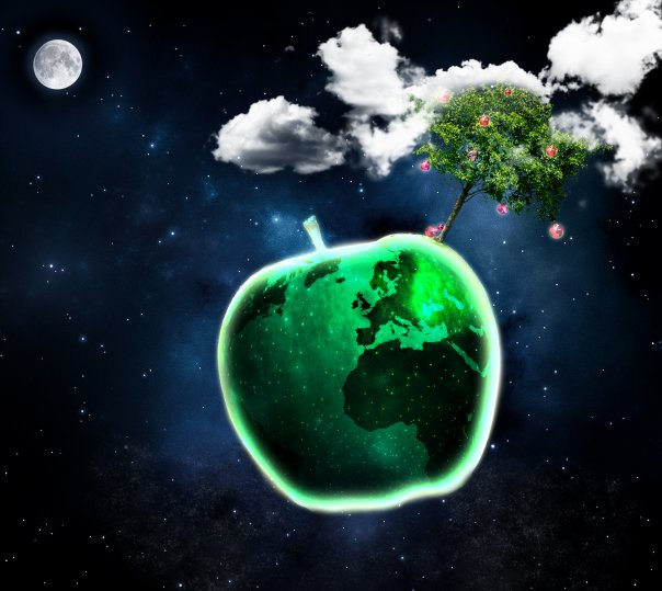Apple of my Earth