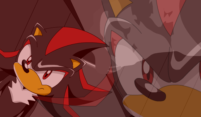 """Shadow - """"Don't get in my way"""""""