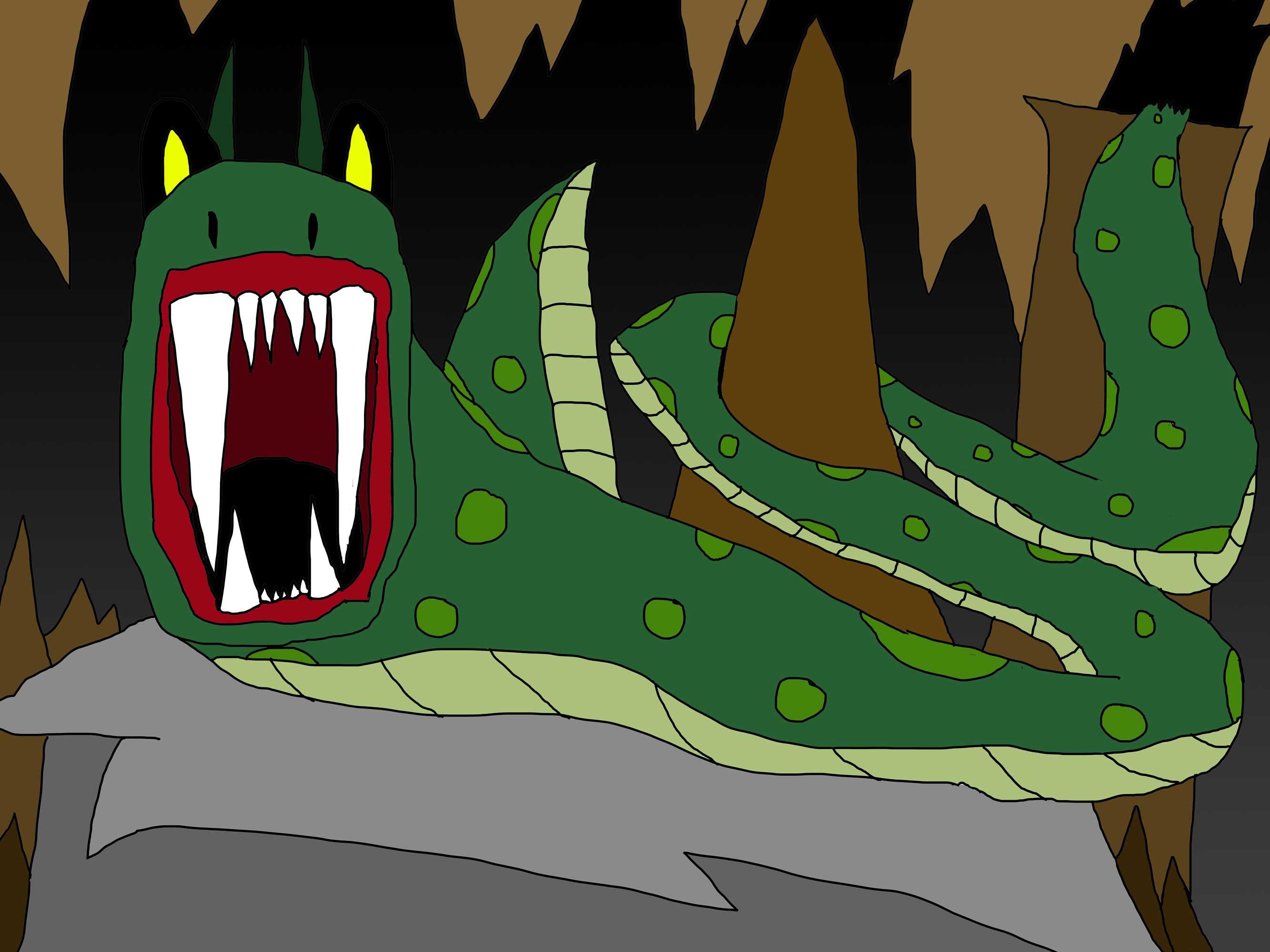 Schwulzen Prairie Snake
