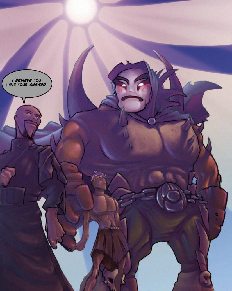 Legend of Kalimar 10