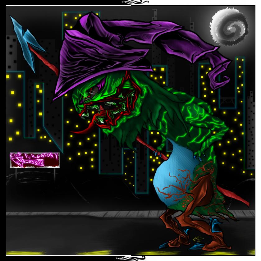 Yolo-swag Monster
