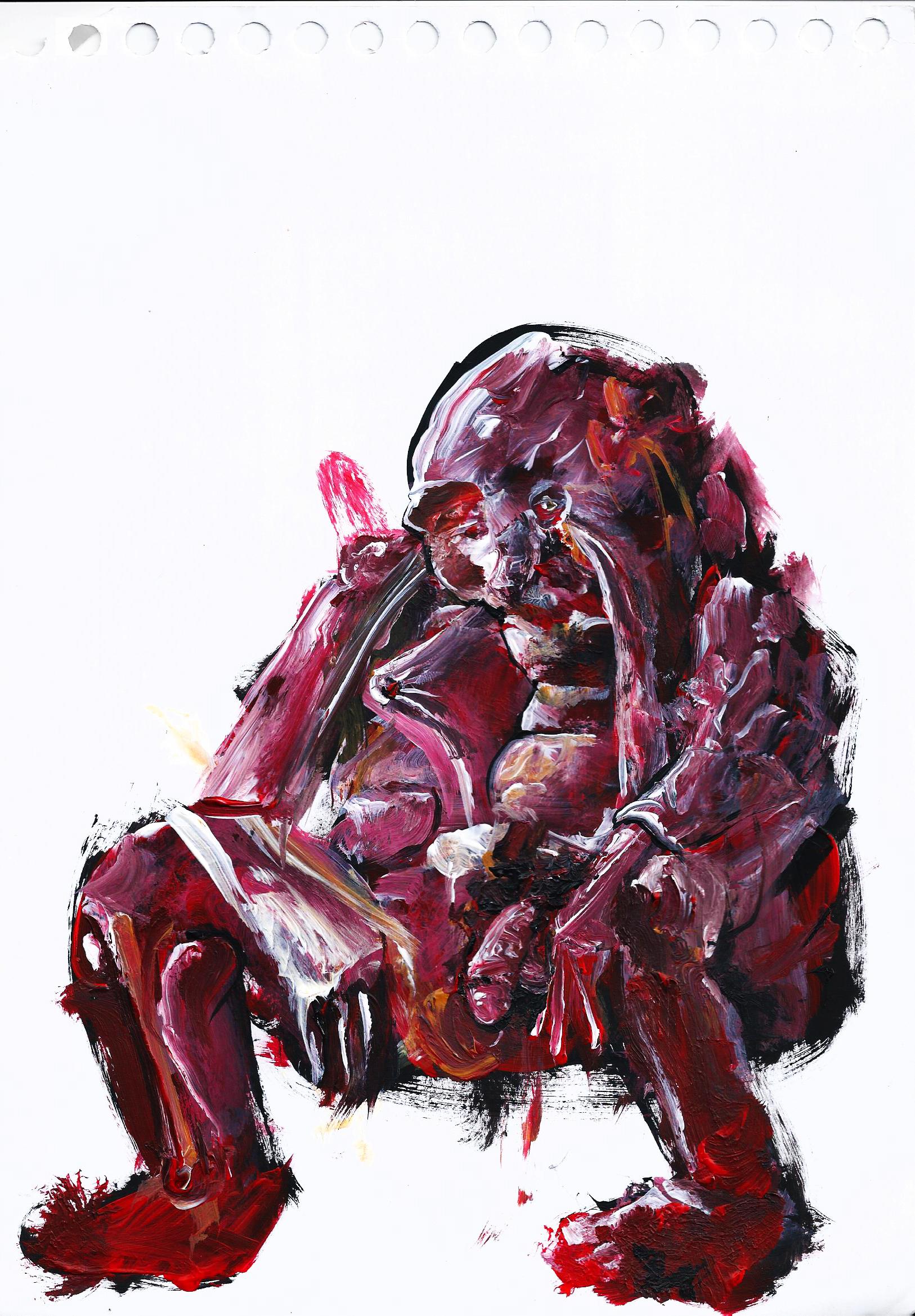 Flesh heap 1