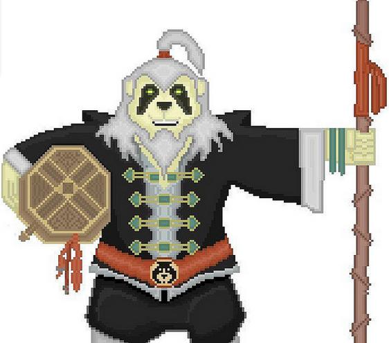 Panda monk ( I dont play WOW)