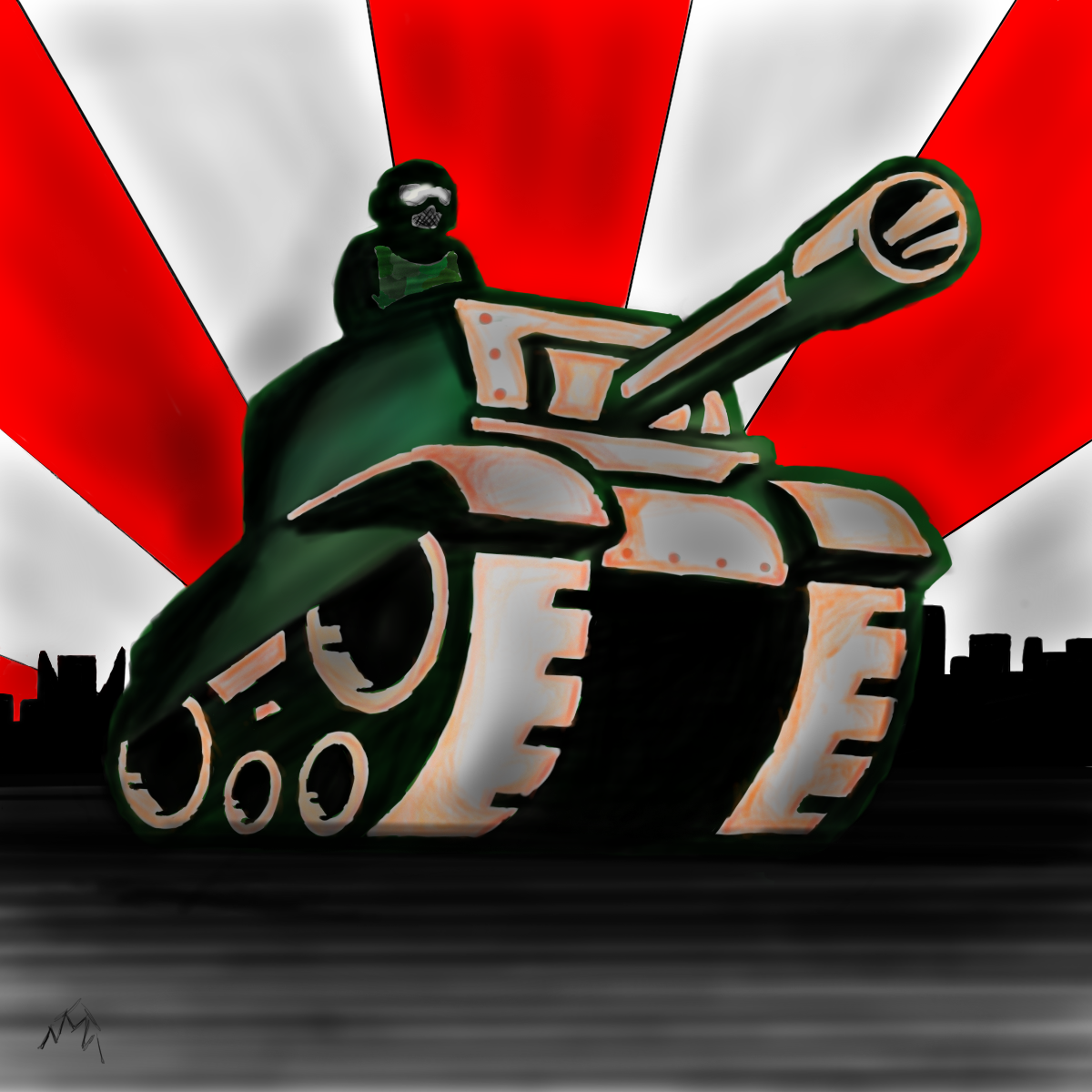 My NEWGROUNDS Tank
