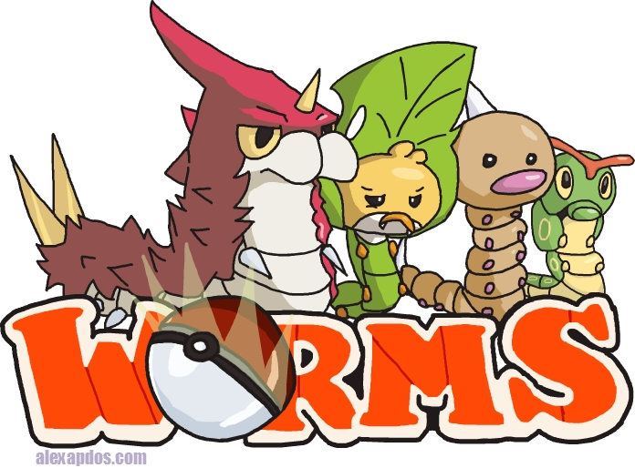 Pokeworms