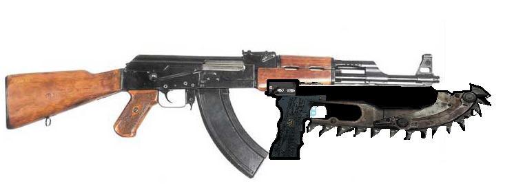 ChainSaw AK-47