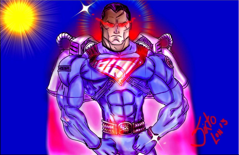 Superman Anunnaki