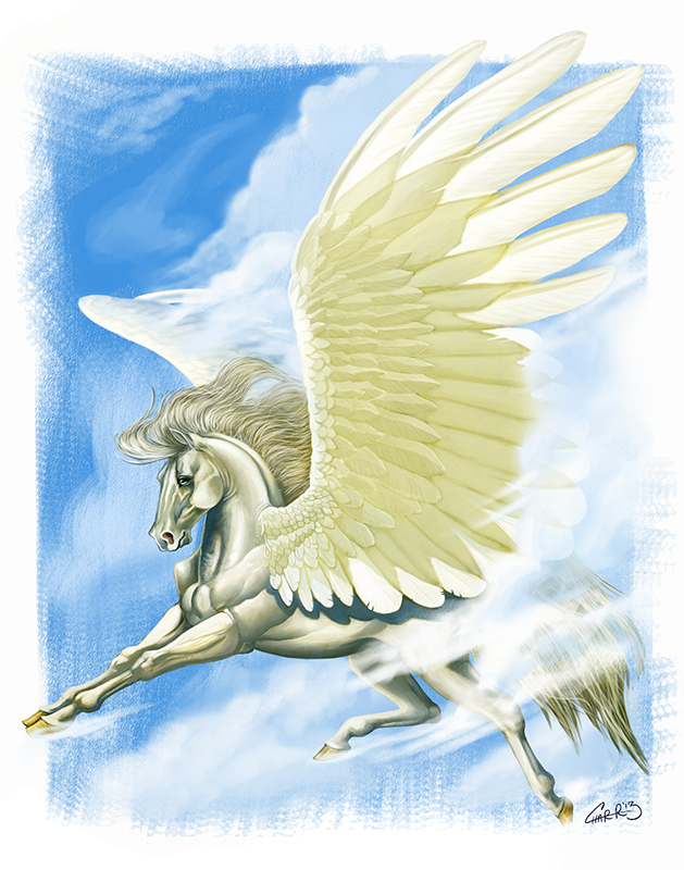 Traditional Pegasus