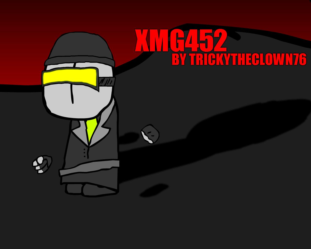 XMG452