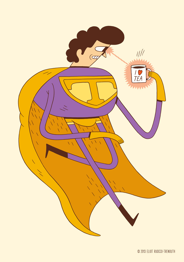 Man of Tea