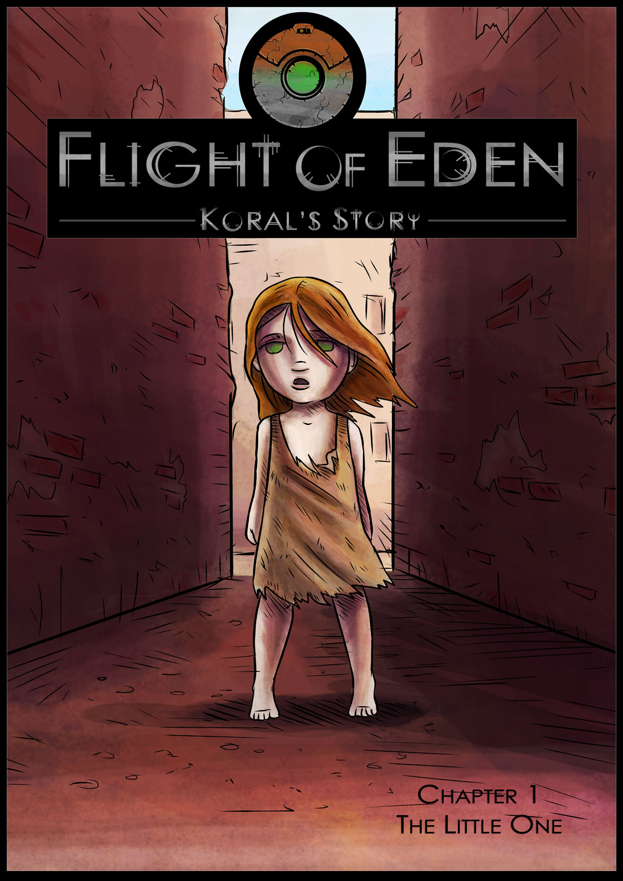 Flight of Eden - Cover Art