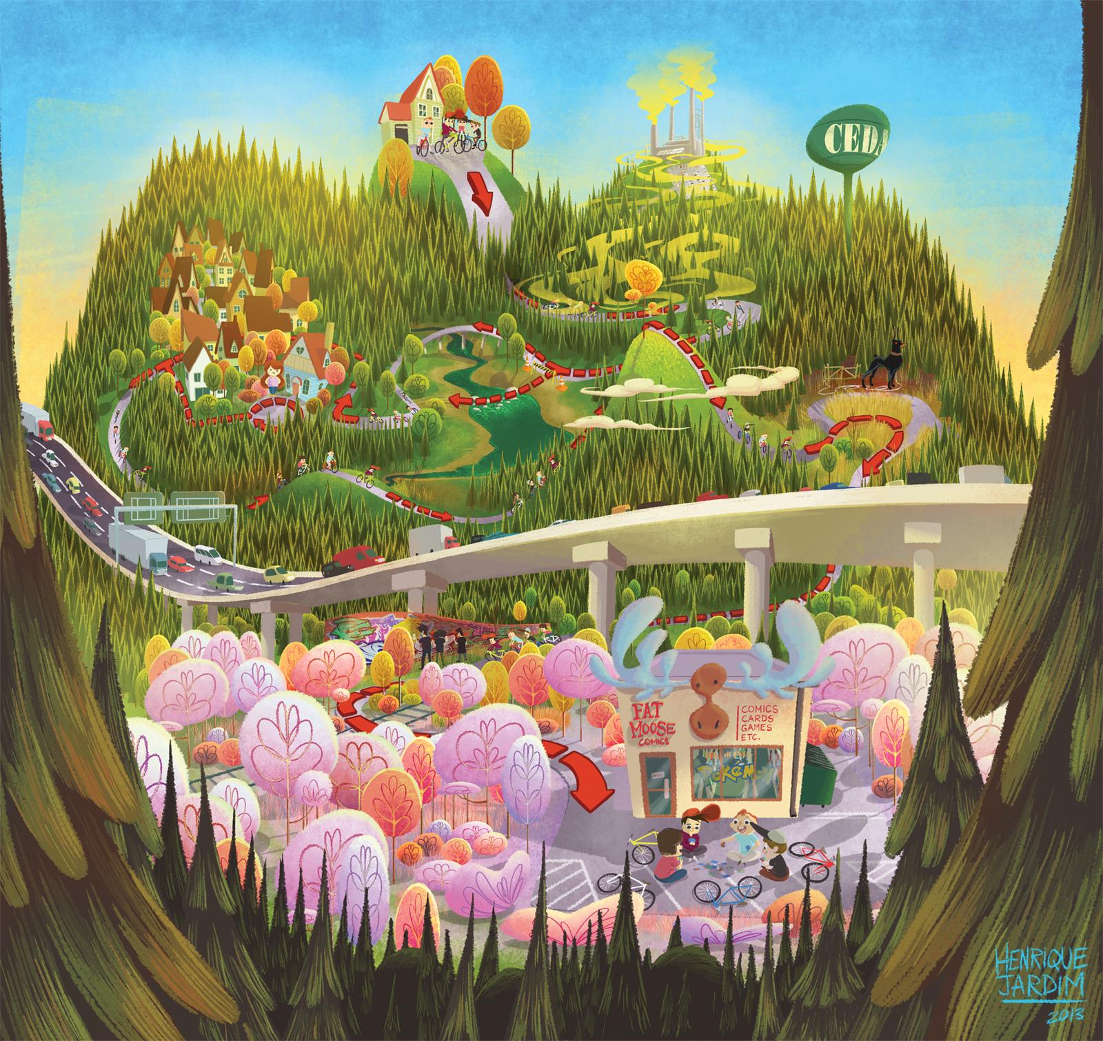 Summer Plans, year 2000