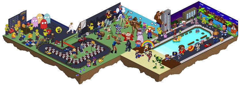 3D Pixel Stage