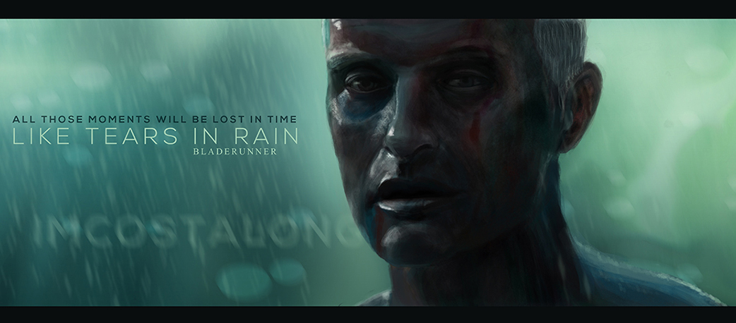 Bladerunner // Tears in Rain