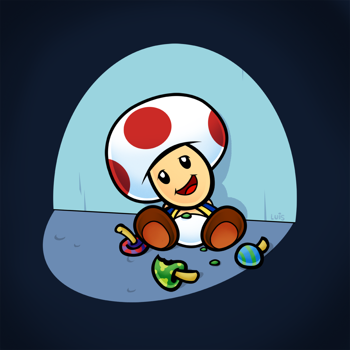 Issues: Toad