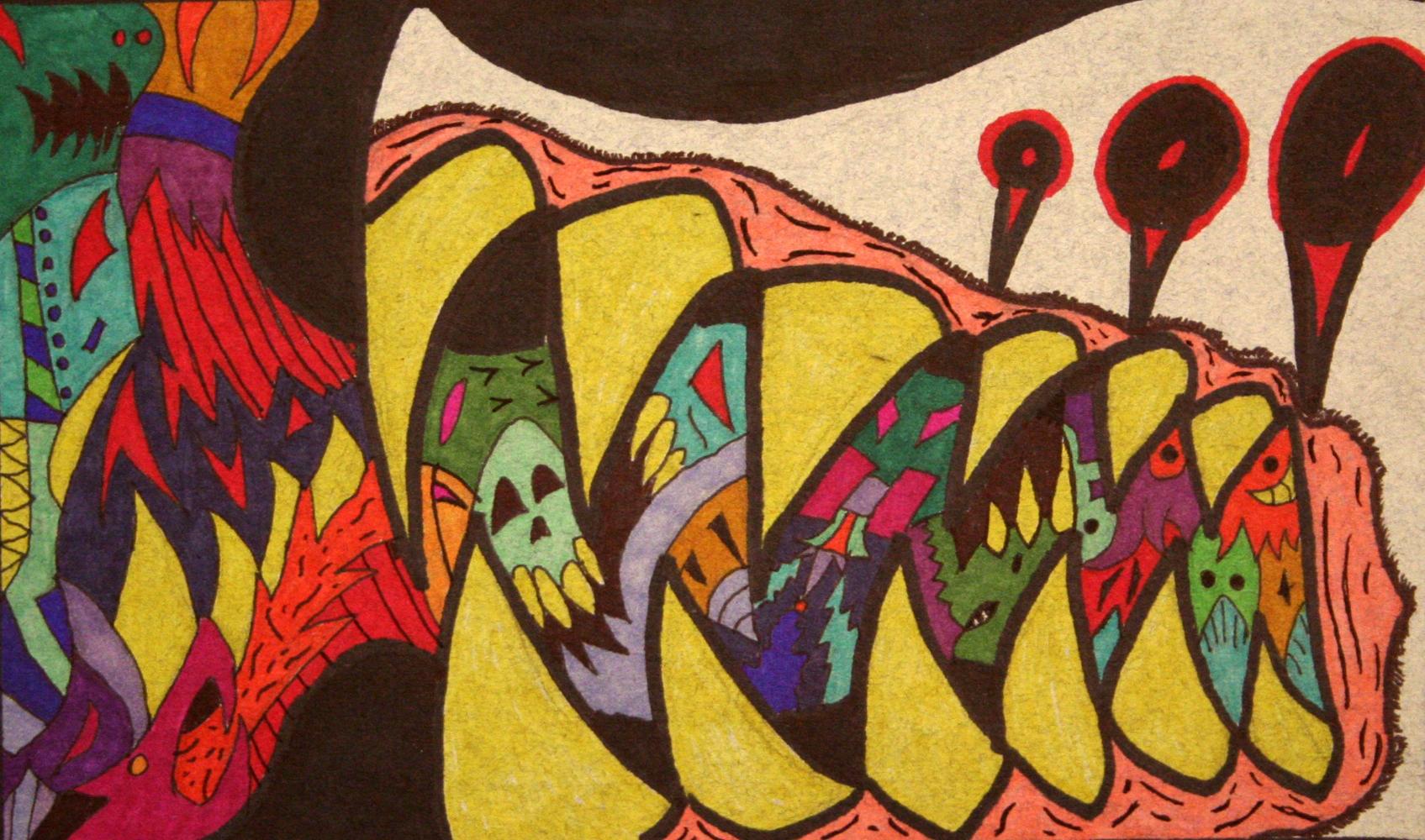 Monster Breath