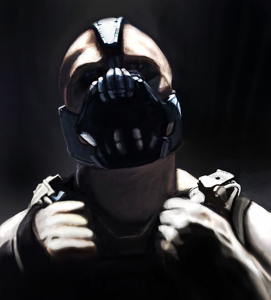 Bane Brings the Pain